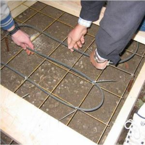 Системы обогрева наружных лестниц в зимнее время