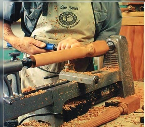 Изготовление балясин из дереву своими руками