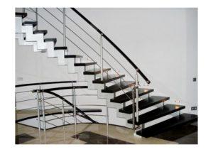 Швеллеры и уголки: изготовление лестничного каркаса