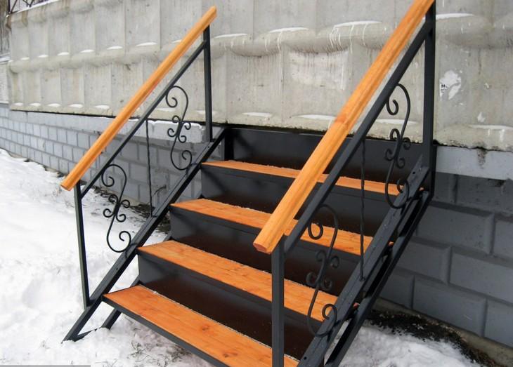 Сварная лестница своими руками фото 387