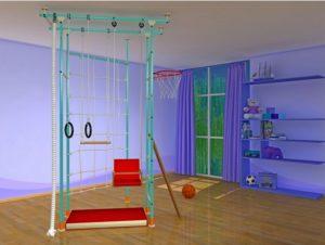 Детские лестницы для домашних тренировок