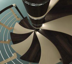 Обустройство дома: разновидности лестниц