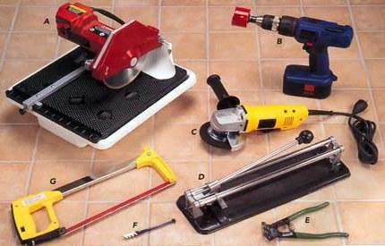 Чем резать плитки? 5 популярных инструментов