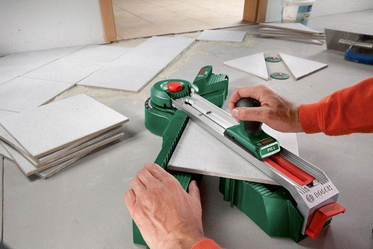 Инструментарий поможет аккуратно резать керамику