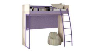 Кровать-чердак: особенности конструкции