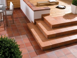 Технологичная керамика для лестниц