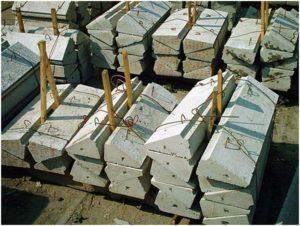 Готовые железобетонные ступени в строительстве