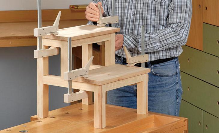 Как сделать мальчику шляДеревянная лестница своими руками
