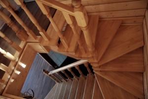 Как сделать винтовую лестницу самому