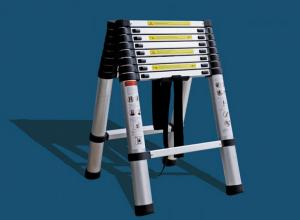 Разнообразие стремянок: раздвижные и телескопические модели