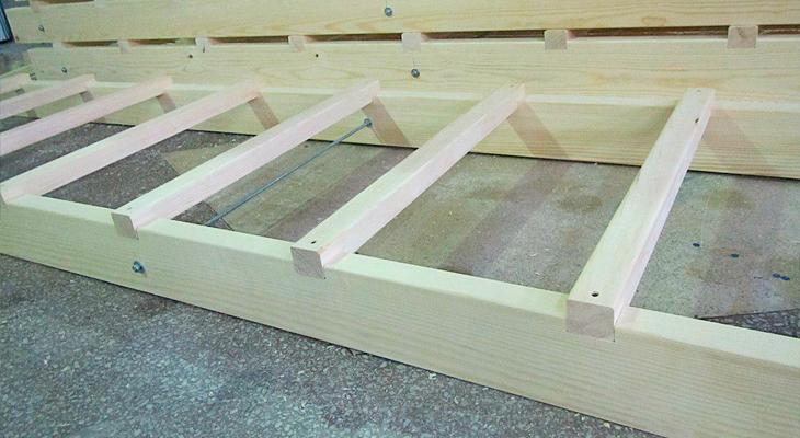 Деревянная лестница своими руками пошаговая инструкция фото