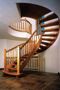 Ваша любимая деревянная лестница