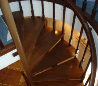 Программу расчета металлических лестниц