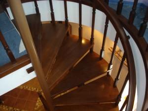 Обсчитываем винтовую лестницу