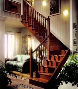 Сколько маршей в лестнице?