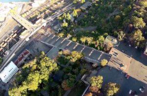 Великолепие и монументальность Потемкинской лестницы
