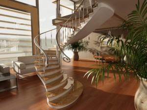 Идеальные лестницы для дома и крыльца