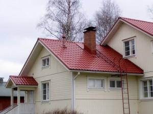 Лестницы на крышу и в подвал: назначение пролетов