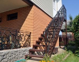 Какой должна быть уличная лестница?