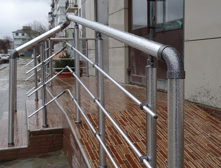Поручни для лестницы своими руками фото 220