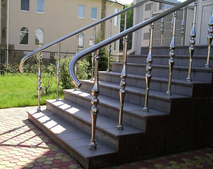 Поручни для лестницы своими руками фото 959