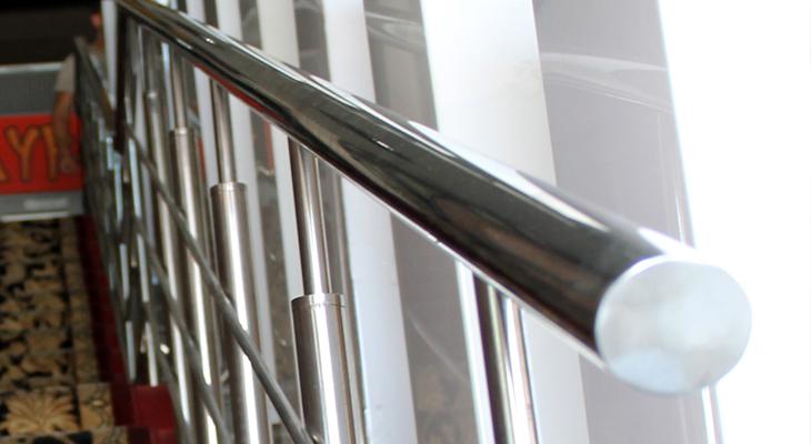 Поручни для лестницы своими руками фото 41