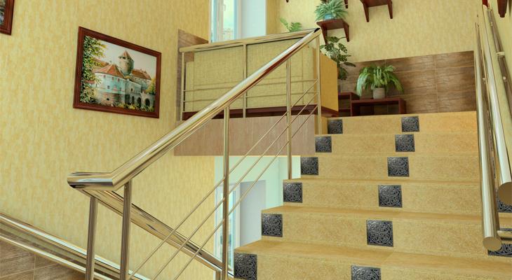 Площадь лестницы как считать