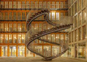 Лестница без начала и конца