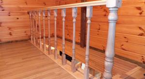 Требования к высоте ограждения лестницы