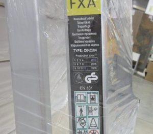 «К-Раута» выводит из продаж алюминиевые лестницы C04C/04
