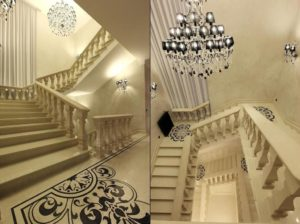 Почему стоит отдать предпочтение каменной лестнице?