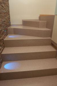 Особенности ступеней для лестниц из камня