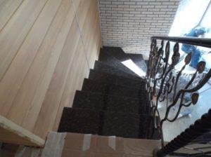 Ступени из камня для лестниц