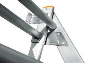 Характеристики трёхсекционных лестниц Эйфель Гранит 3х10