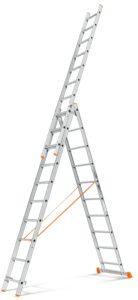 Приставная лестница Эйфель гранит