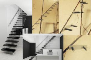 Расчет и проектирование консольной лестницы