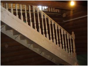 Изготовление тетивы для лестницы