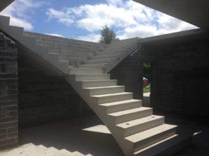 Железобетонные межэтажные лестницы