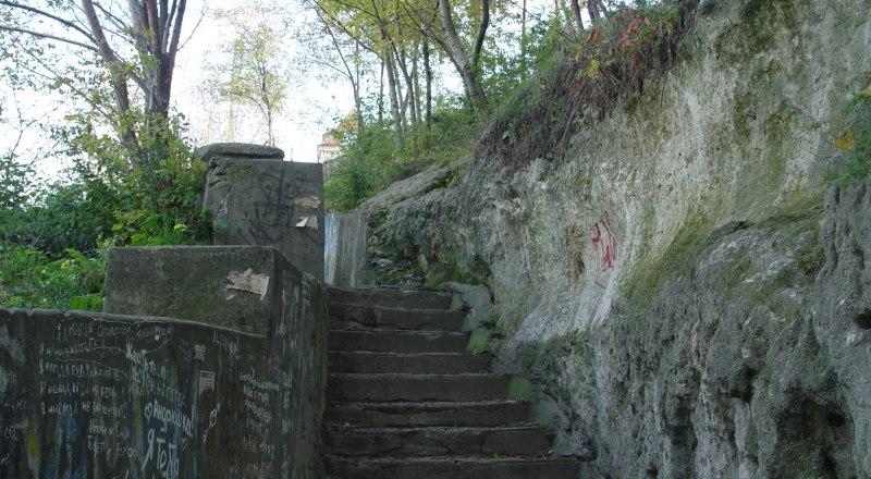 лестница любви крым
