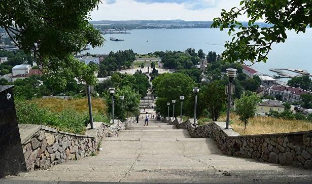 Митридатская лестница