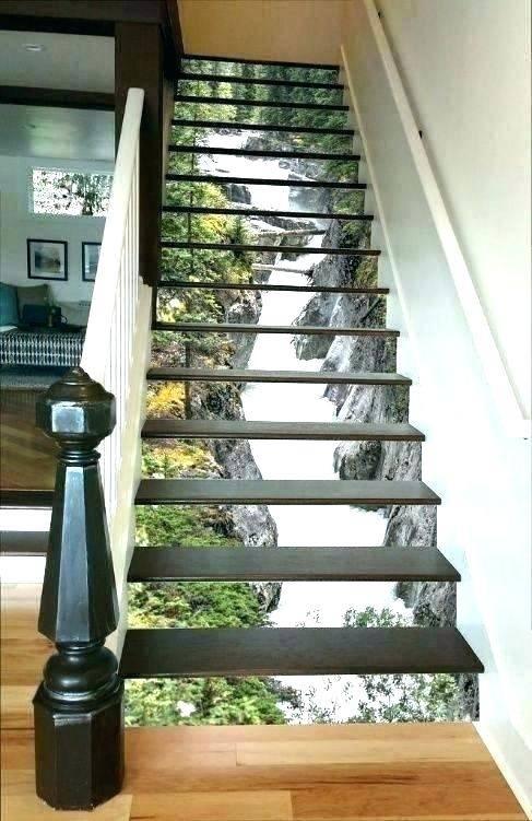 как красить деревянную лестницу