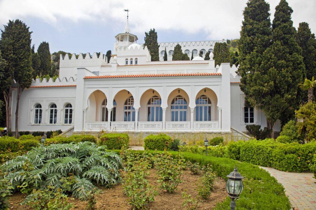 дворец «Кичкине»