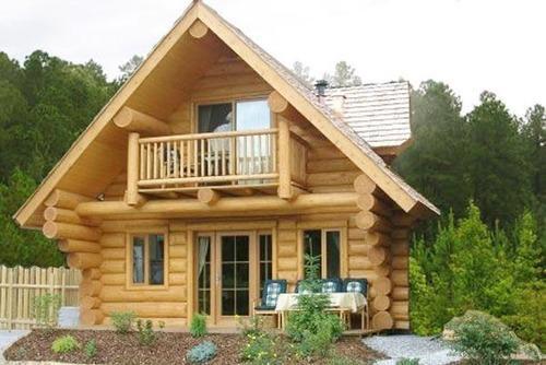 Характеристики деревянных домов