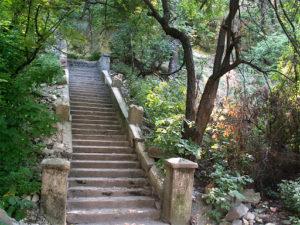 Лестницы Крыма: от известнейших до наидлиннейших